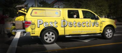 Pest Control Company in Vancouver | Pest Detectives Car