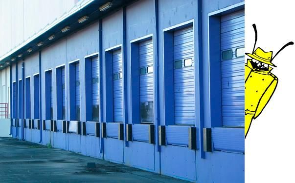 Garage Storage Pest Control | Pest Detective