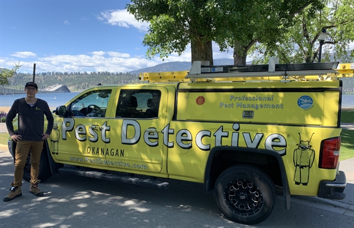 Osh Doorn - Pest Control Essential Services | Pest Detective in Kelowna, Okanagan